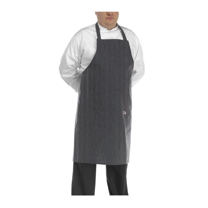 Grembiule Pettorina-Tascone Big Apron Sir Taglie Forti Ego Chef 8b3e16de88b8