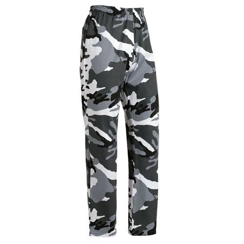 Abbigliamento Pantaloni da chef EGOCHEF Pantaloni con Coulisse Classico