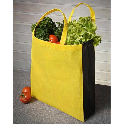 Shopper Pieghevole in Contrasto Bags By Jassz - Varie Colorazioni