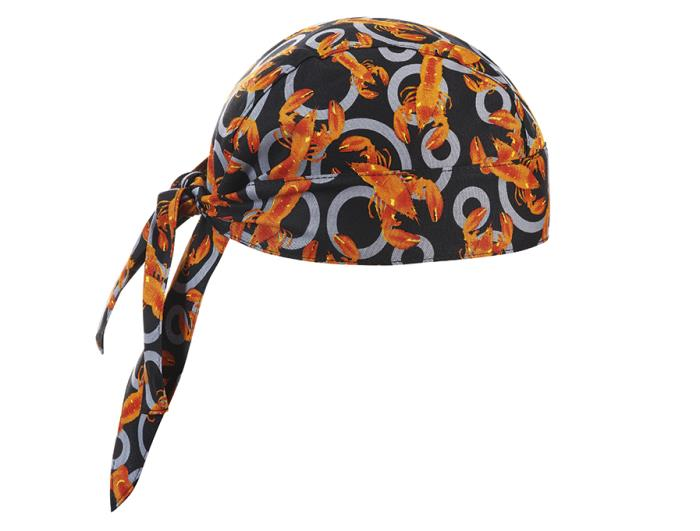 Bandana Unisex Fantasia Lobster Ego Chef