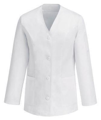 Casacca Medicale Donna Ego Doc Colore Bianco Modello Anna ML