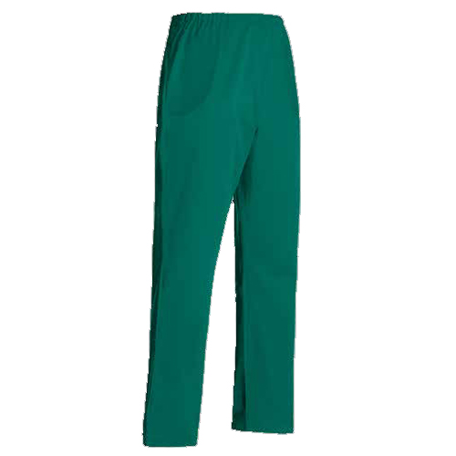 Pantalone Medicale con tasche interne - Medical Green