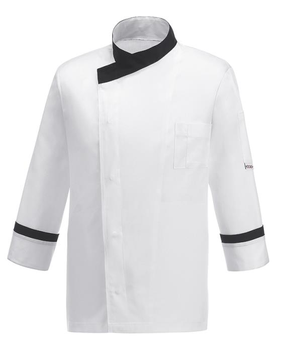 Giacca Cuoco Diagonal Ego Chef Cotton Rich