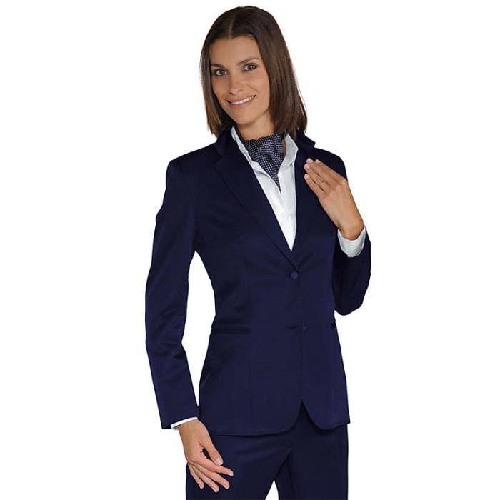 outlet store e08f8 d45b4 Giacca Donna Liberty Lana Foderata Blu