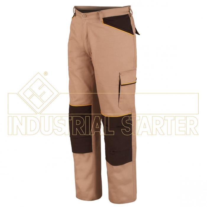 Pantalone da Lavoro Cotone Modello Shot Industrial Starter