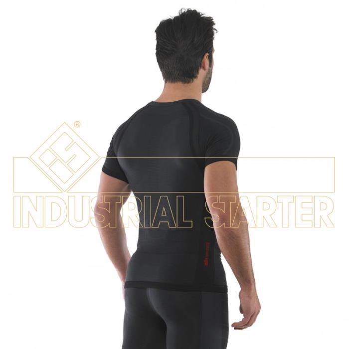 T-Shirt Tecnica Manica Corta Industrial Starter
