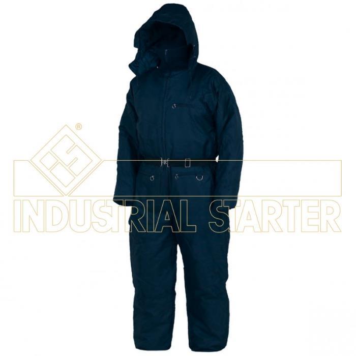 Tuta Antifreddo Industrial Starter Colore Blu