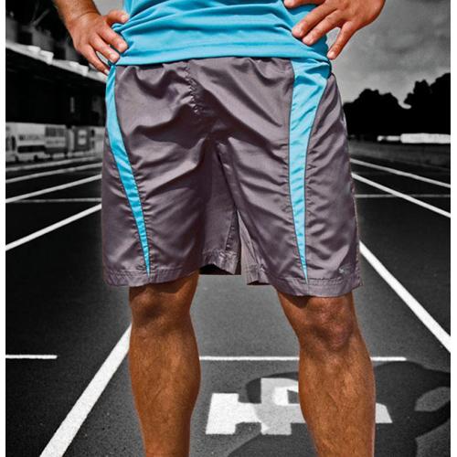 Pantalone Corto Sport Spiro Microfibra