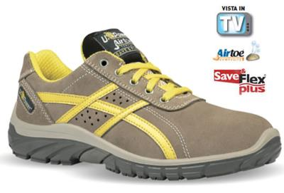 Scarpa antinfortunistica U-Power Reflex S1P colore sabbia