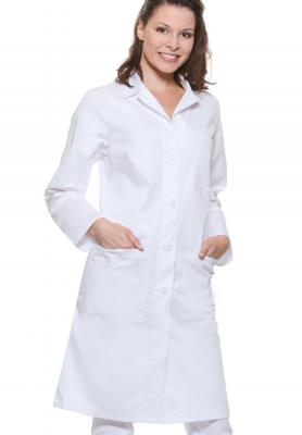 Camice Medico Donna Basic Cotton Karlowsky - Colore Bianco
