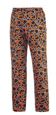Pantalone Cuoco Coulisse Fantasy Lobster Ego Chef