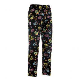 Pantalone Cuoco Coulisse Fantasy Mexico Ego Chef