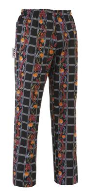 Pantalone Cuoco Coulisse Fantasy Pepper Ego Chef