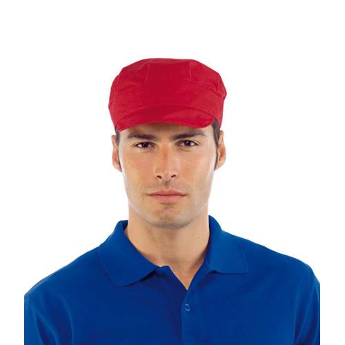 Cappello unisex - Modello Sam Colore Rosso Terital 1b996594258e